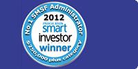 Smart Investor Winner 2012